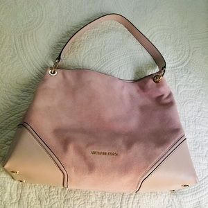 NWOT Michael Kors Pink Shoulder Bag